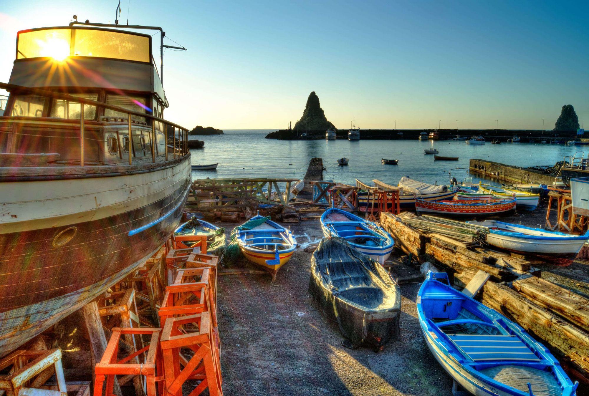 Acitrezza-Sicily