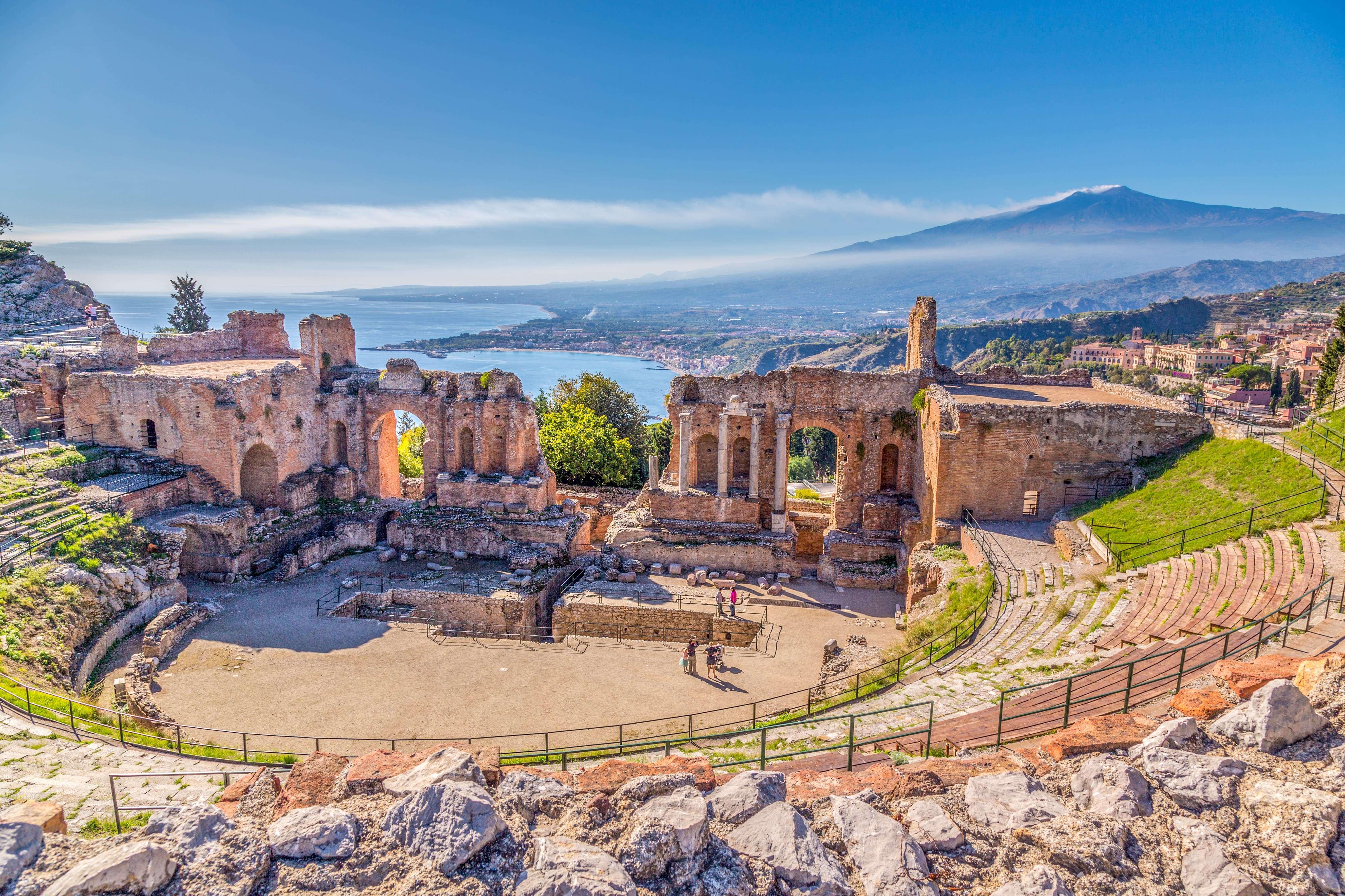 Visite Taormine
