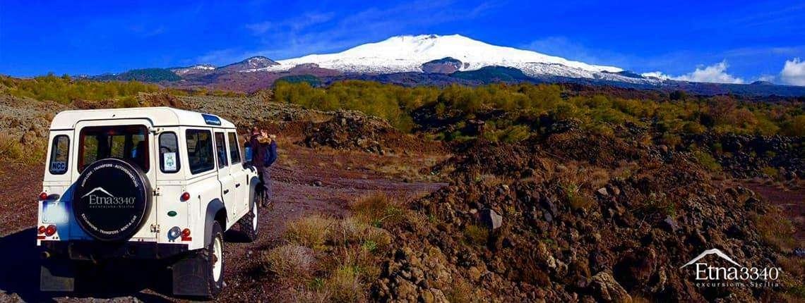 Mont Etna Sicile