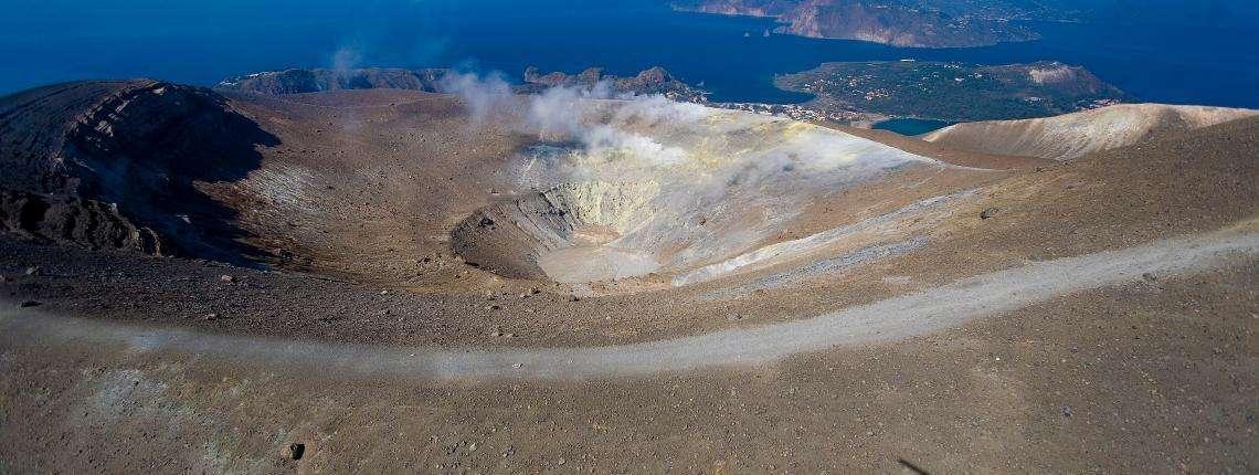 sorvolare l'Etna