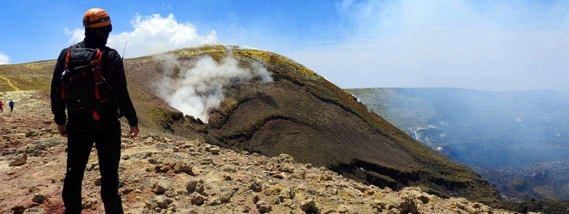 Gipfel-Etna