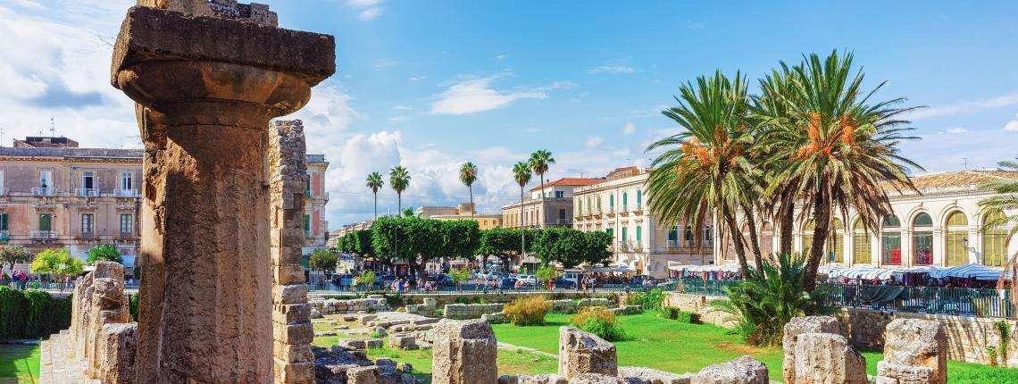 Ortigia-Sicile