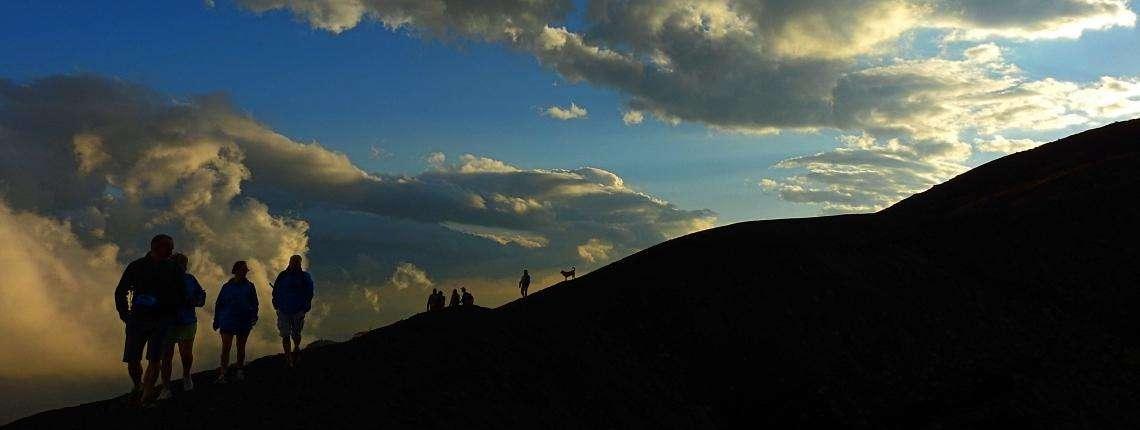 trekking-etna-tramonto