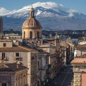 Visita Catania Sicilia