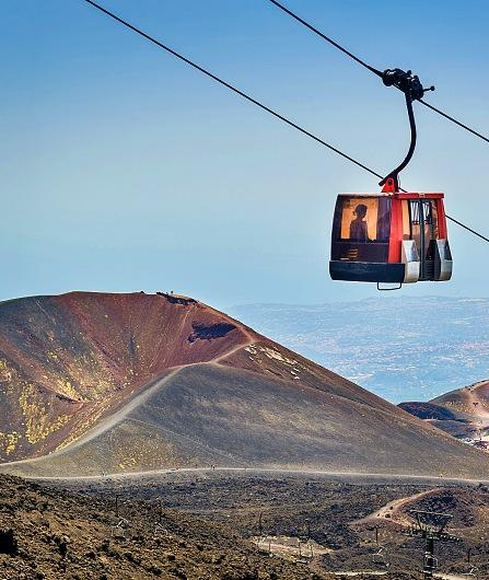 Etna 3000: cable car + hike at 3000 m