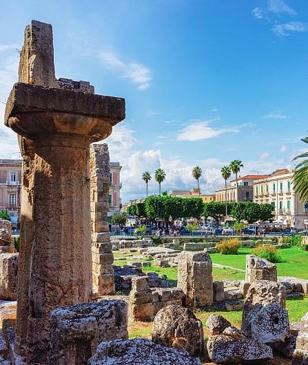 Visiter Syracuse, Ortigia, Noto et Vendicari