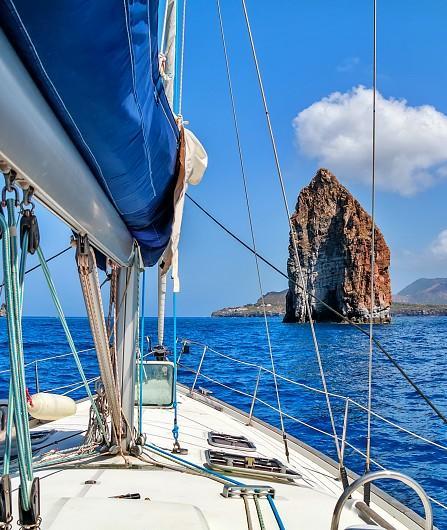 Segeltour zu den Äolischen Inseln