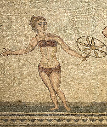 Die Mosaike der römischen Villa Casale, Piazza Armerina