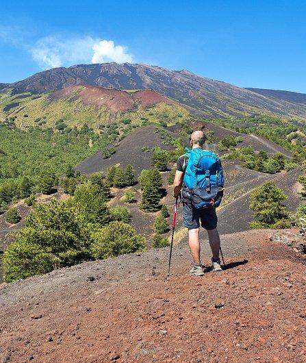 Excursion Etna North, ideal hike with children