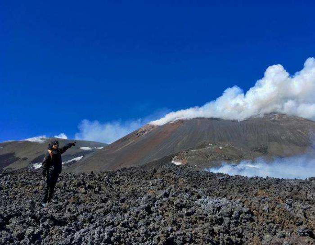 Monter l'Etna