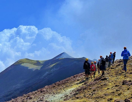 combien de temps pour monter l'etna, visiter etna, excursion etna