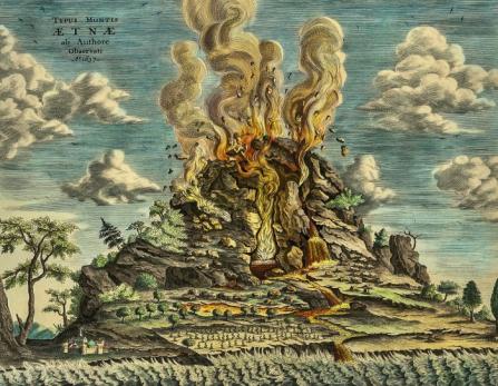 Mont-Etna-Athanasius-Kircher's-Mundus-Subterraneus-1665