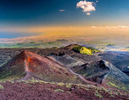 Climb Mount Etna